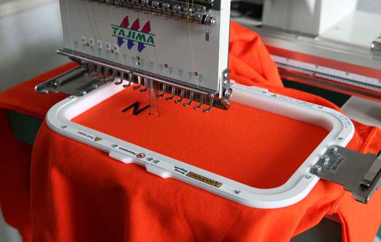 Embroidery Digitizing Machine
